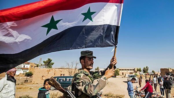 Kurdish forces strike deal with Assad, Putin to repel Turkey