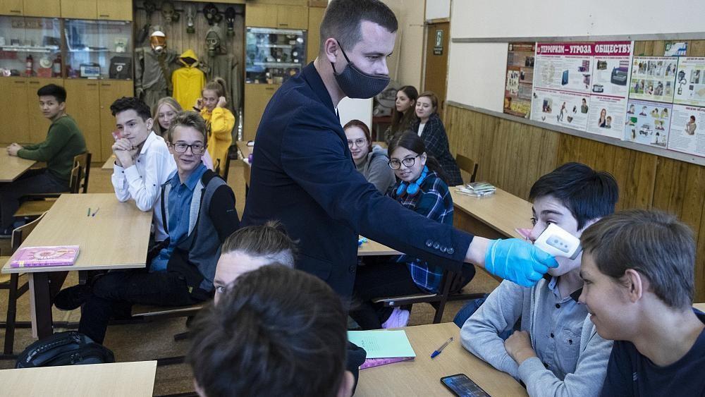На Кузбассе из-за коронавируса закрыли 9 образовательных учреждений