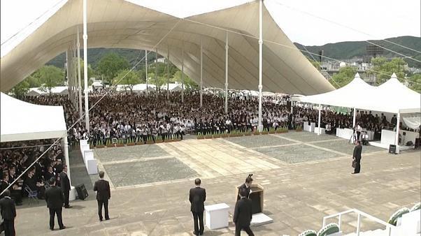 Atomwaffen: Kritik an japanischer Regierung in Nagasaki