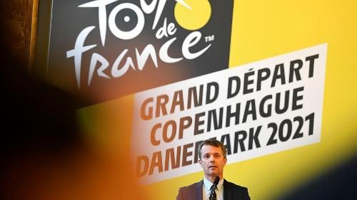Tour de France 2021: Copenhagen to host start of world's biggest bike race