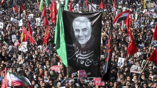 Mourning at Soleimani's funeral was staged. Iranians are not rallying behind the regime ǀ View