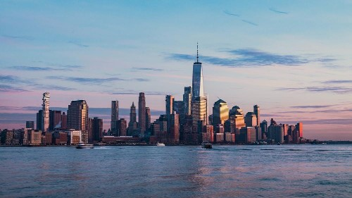 Euronews Living | New York City: dramatic drop-off in air pollution