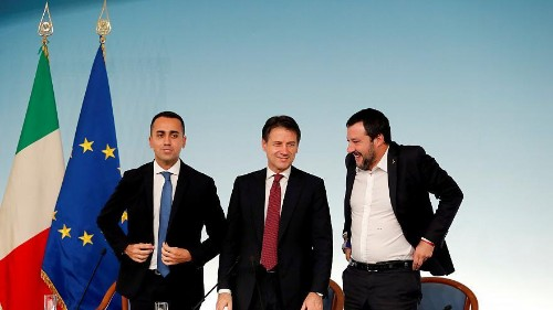 L'Italie lance le bras de fer budgétaire avec l'UE