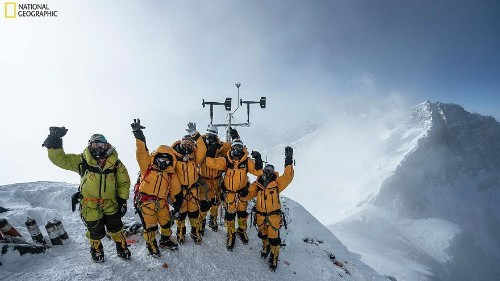 World's highest-operating weather stations installed on Mount Everest