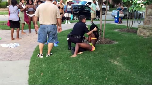 McKinney: Viral video raises fresh questions about US police brutality