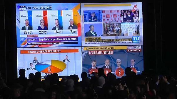 Rumänien: Stichwahl zwischen Iohannis und Dăncilă