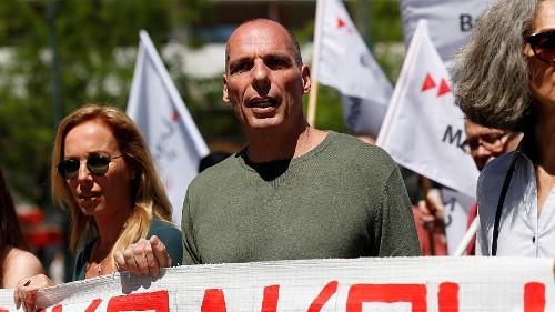 Yanis Varoufakis: Europa zerfällt!
