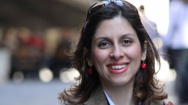 إرسال موظفة الإغاثة البريطانية الإيرانية نازانين إلى السجن مجدداً بعد احتجازها في مستشفى للأمراض النفسية