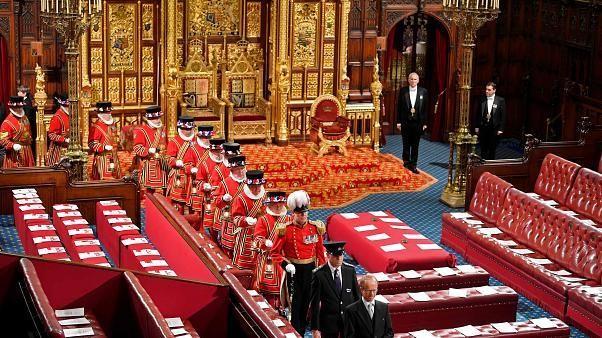 Gunpowder, robes and ritual: Key Brexit week kicks off with Queen's speech