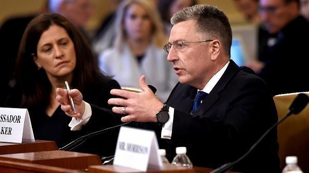 Kurt Volker, citing Biden link, becomes latest witness to revise testimony