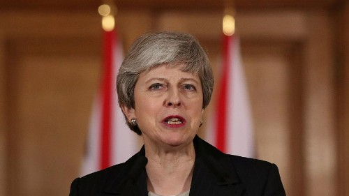Brexit: May goes to Brussels to meet EU leaders