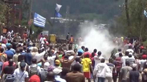 Kamerun: Polizisten töten mehrere Menschen bei Unabhängigkeitsprotesten
