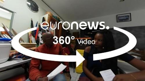 Votare alle elezioni presidenziali francesi in Martinica
