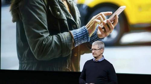 Apple lance un iPhone low cost pour relancer ses ventes