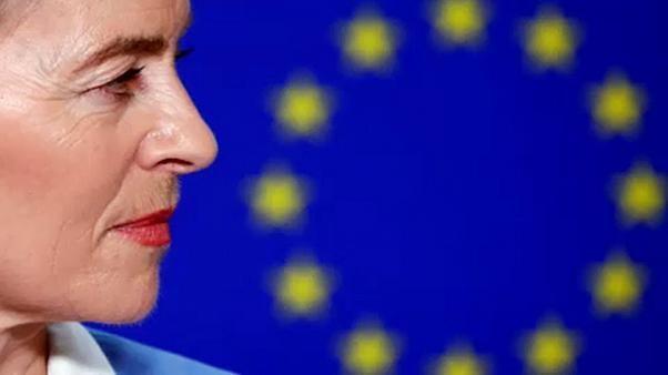 La première présidente de la Commission européenne