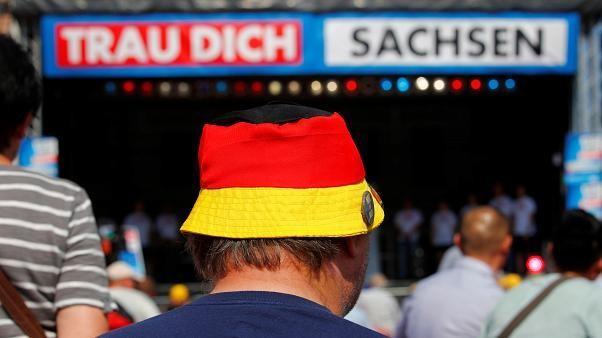 Wahlen in Brandenburg, Sachsen und Thüringen - cover