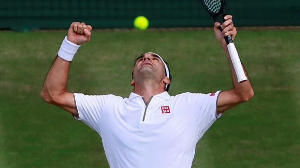 Titelverteidiger Novak Djokovic und Roger Federer bestreiten Wimbledon-Finale