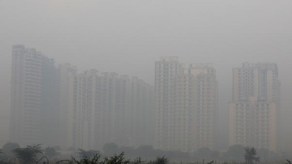 """""""Ich muss atmen, um zu leben"""" - Indische Schüler gegen Luftverschmutzung"""