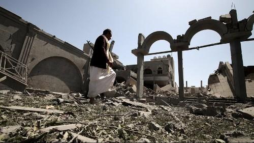 الحوثيون يوافقون على هدنة إنسانية في اليمن لمدة خمسة أيام