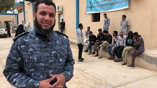 """Bericht aus Libyen: """"Es ist die Hölle"""""""