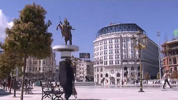 """Élargissement de l'UE : après le """"non"""" de la France, la Macédoine du Nord reste déterminée"""