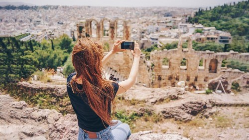 How to find your inner Athenian