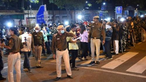 4 Vergewaltiger in Delhi gehängt