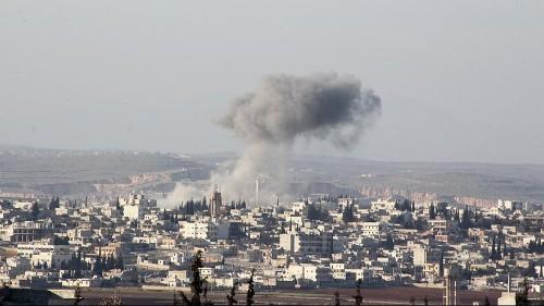 Russisches Eingreifen in Syrien sorgt für Wende im Bürgerkrieg