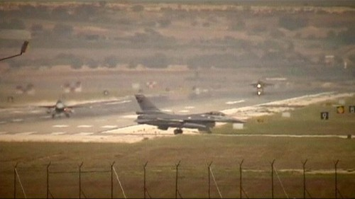 Turkey expands airstrikes targeting PKK in Iraq and fresh attacks on ISIL