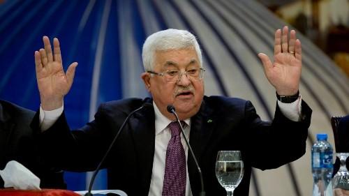 """""""Plan de paix"""" de Donald Trump : tollé chez les Palestiniens"""