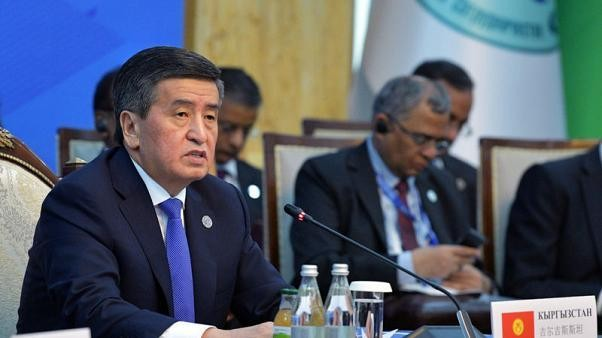 Kyrgyz leader calls for urgent measures to maintain 'rule of law'