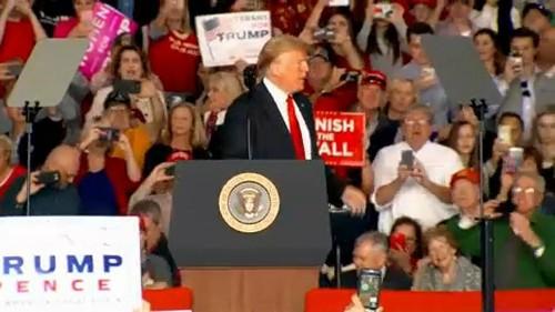 Raw Politics: Trump will block re-entry of radicalised US woman