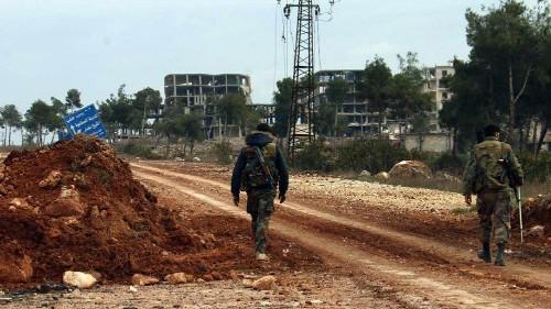 Assads Truppen haben offenbar ganz Aleppo eingenommen