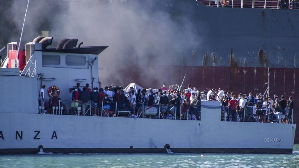 Allianz der Angst: Covid-19 schürt Furcht vor Migranten
