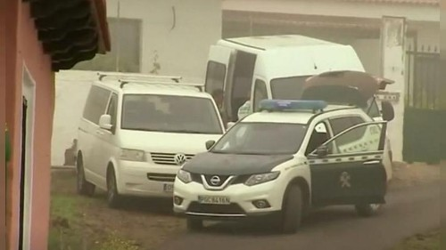 German mother and ten year old son found dead in Tenerife cave