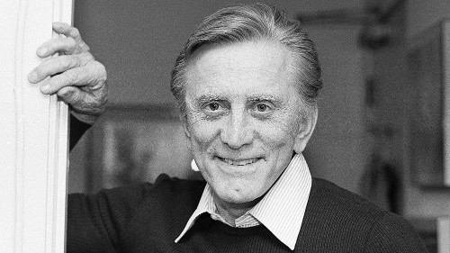Hollywood legend Kirk Douglas dies at the age of 103