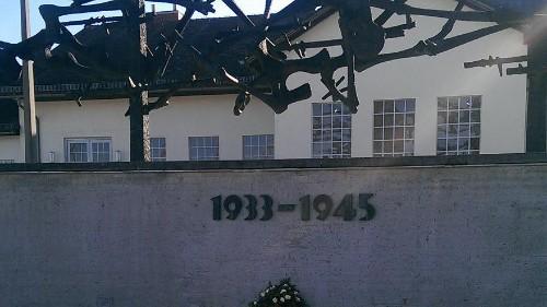 1945 liberation of Dachau Nazi camp remembered