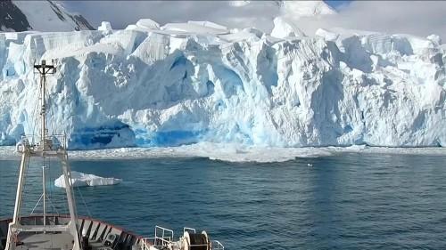 Dans l'Antarctique, une base argentine enregistre une chaleur record