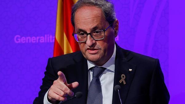 Katalonien: Regionalregierung appelliert an internationale Gemeinschaft