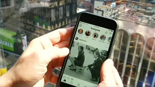 """Facebook a stocké """"en clair"""" des millions de mots de passe Instagram"""