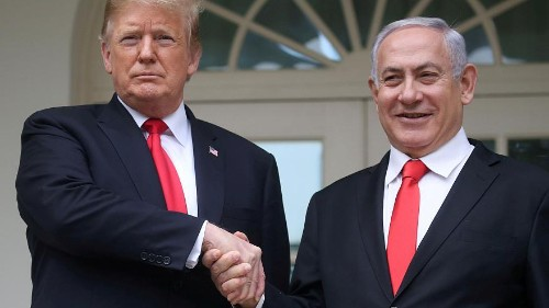 Golan Heights: Israeli PM Netanyahu wants new settlement in disputed territory named after Trump