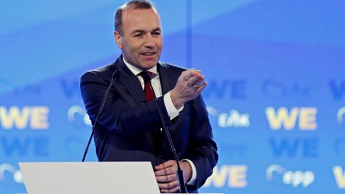 Turkey 'cannot become a member of the EU', says EPP leader Manfred Weber