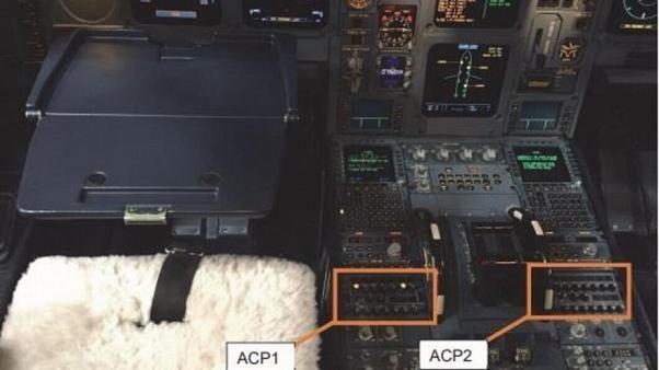 Kaffee im Cockpit verschüttet: Flugzeug muss zwischenlanden