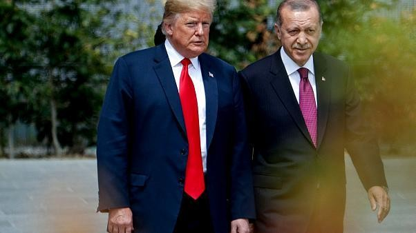 Trump says Turkey's incursion into Syria 'not our problem', calls U.S. withdrawal 'strategically brilliant'