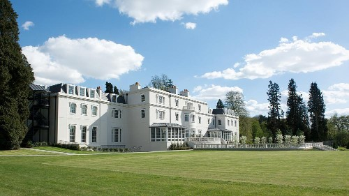 I went for a seaweed massage at 5-star British spa, Coworth Park