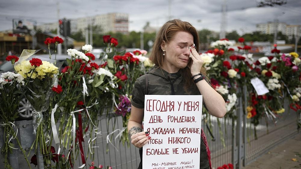 Власти Беларуси признали гибель трёх манифестантов