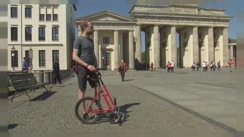 Adieu le vélo, et bienvenue au half-bike