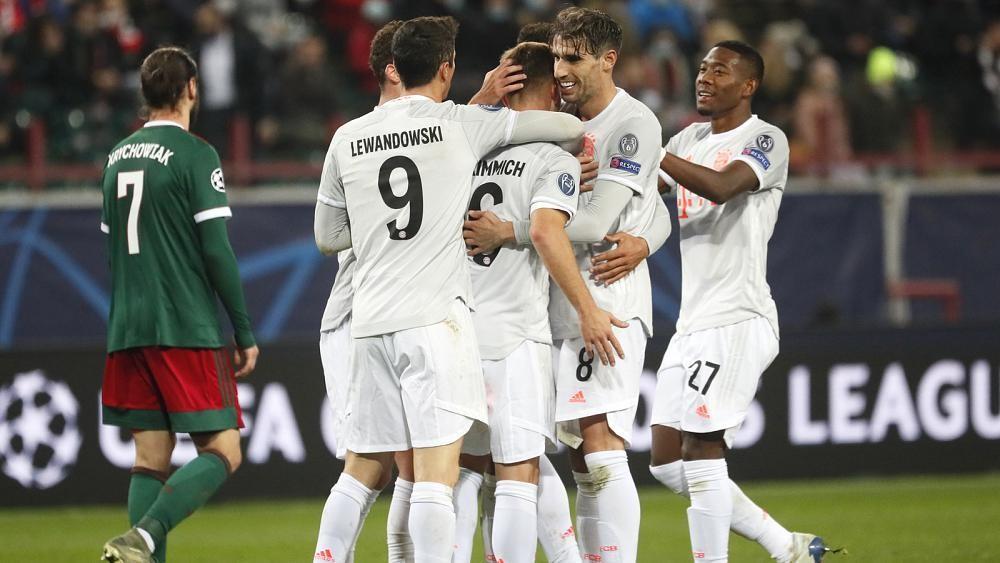 Ligue des champions : nouvelle victoire pour le Bayern et nouvelle défaite pour Marseille