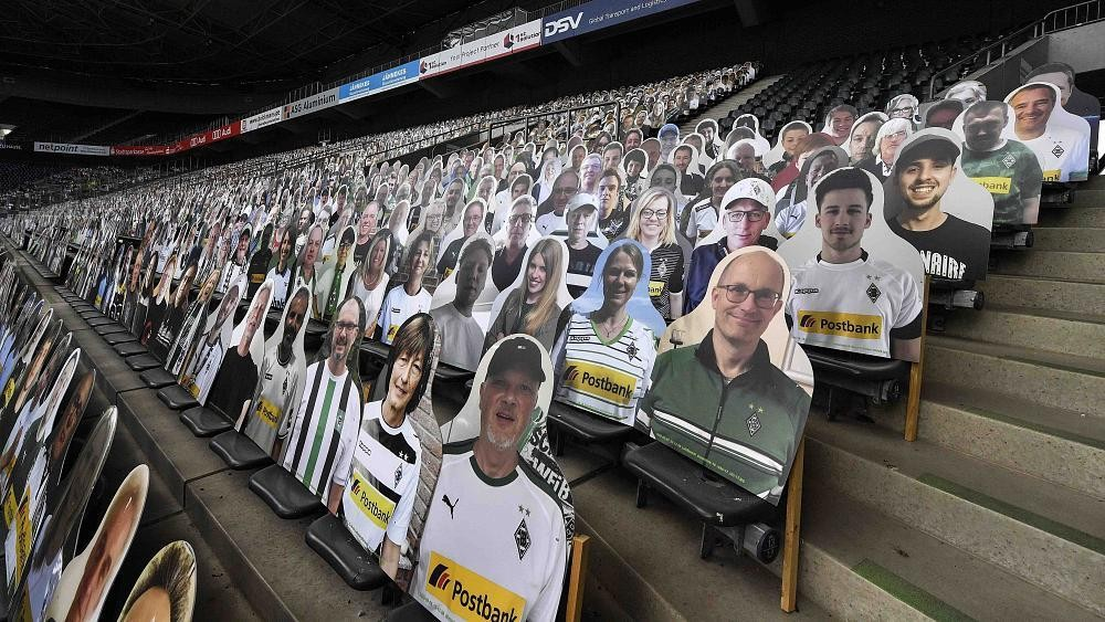Football fans to return to stadiums from mid-September in Germany