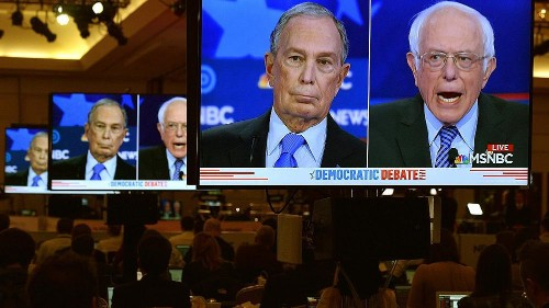 Bloomberg tried to consolidate the anti-Sanders vote, but ended up fracturing it